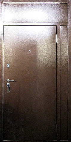 легкие стальные двери