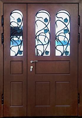 двери металлические тамбурные со стекло